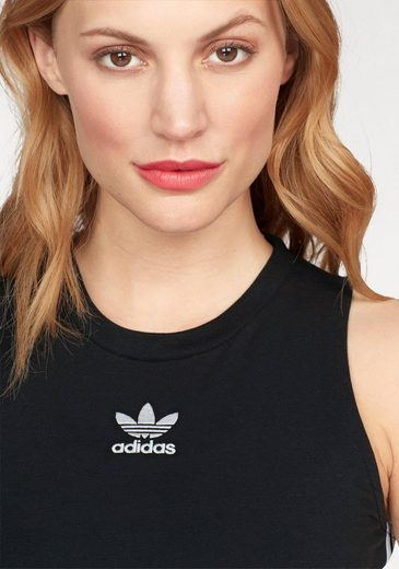 adidas Originals Tanktop CROP TANK, Kurze Form