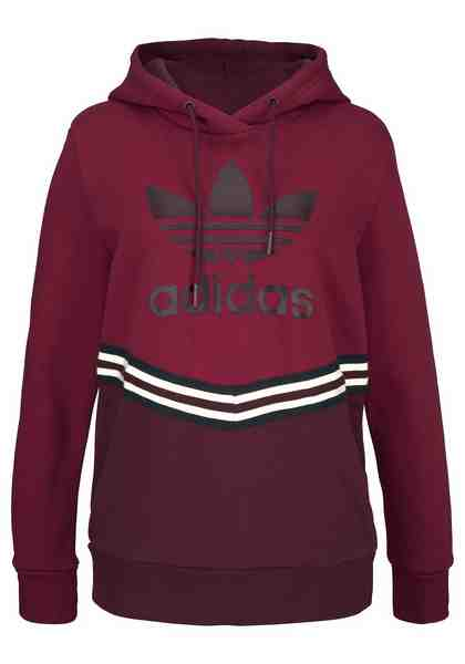 adidas Originals Kapuzensweatshirt »ADIBREAK HOODIE«, Innen kuschelig angeraut