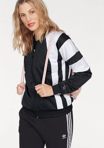 Adidas Originals Track Jacket Sst Track Top, From The Series Eqt