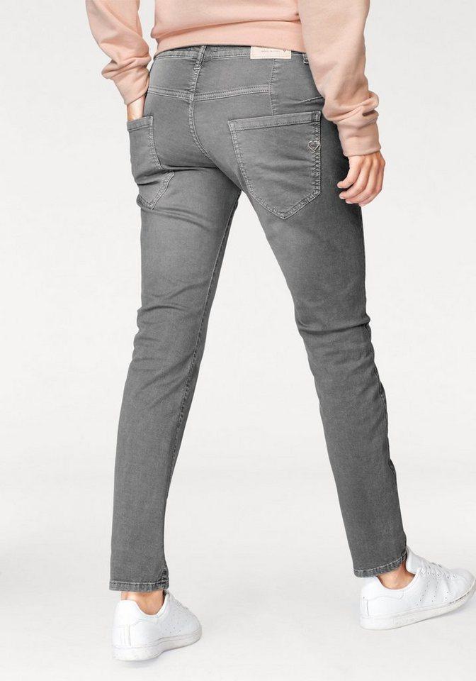 please jeans chinohose mit patches vorne kaufen otto. Black Bedroom Furniture Sets. Home Design Ideas