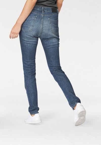 Please Jeans Boyfriend-Jeans »P78U« mit besonderem Taschendesign e408725221