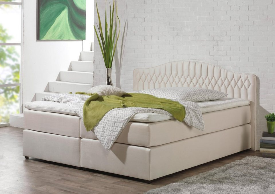 maintal boxspringbett in diversen ausf hrungen otto. Black Bedroom Furniture Sets. Home Design Ideas