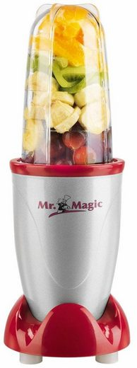 GOURMETmaxx Standmixer Mr. Magic, 400 W, 4-tlg.