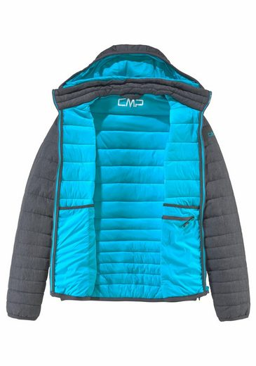 Cmp Quilted Jacket, T Removable