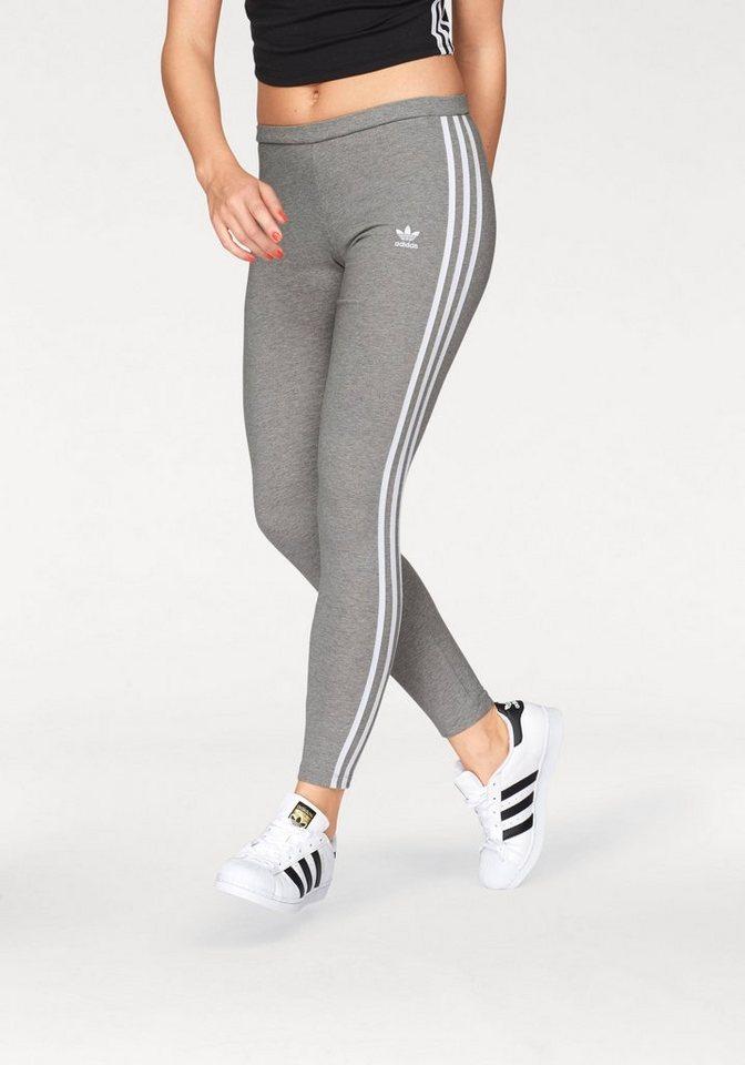 adidas originals leggings 3 stripes tight kaufen otto. Black Bedroom Furniture Sets. Home Design Ideas
