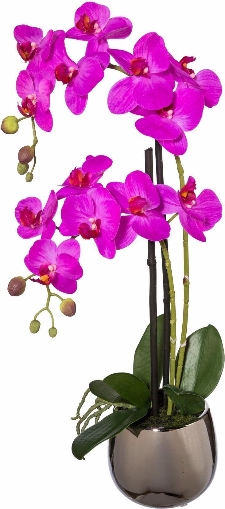 Kunstblume »Orchidee«