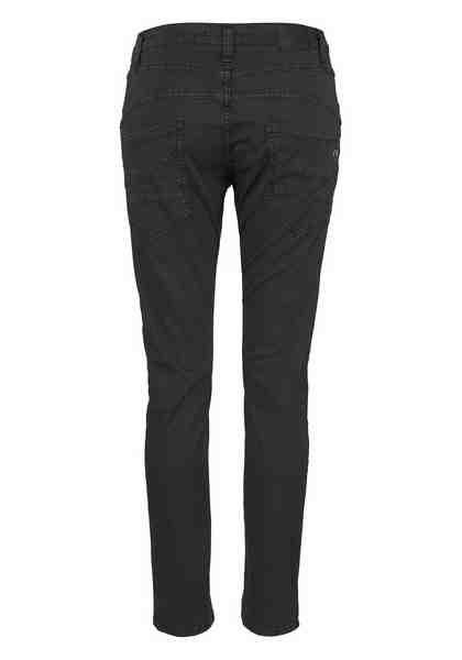 Please Jeans Boyfriend-Hose »P78A«, mit prägnanter Knopfleiste