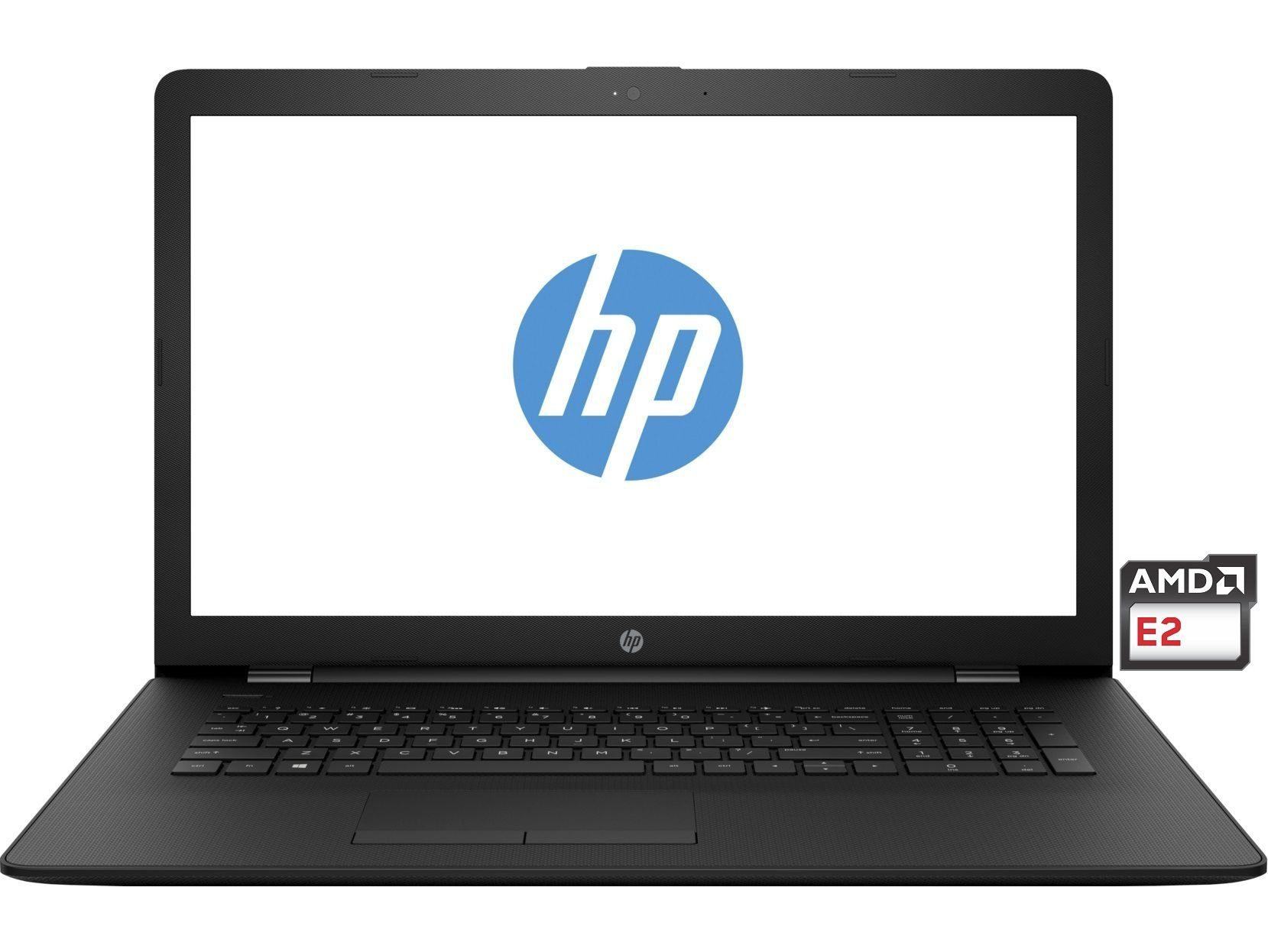 "HP 17-ak022ng Notebook »AMD Dual-Core, 43,9 cm (17,3""), 1 TB HDD, 4 GB«"