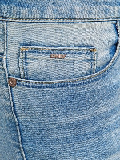 Only Coral Skinny-fit-jeans Superlow