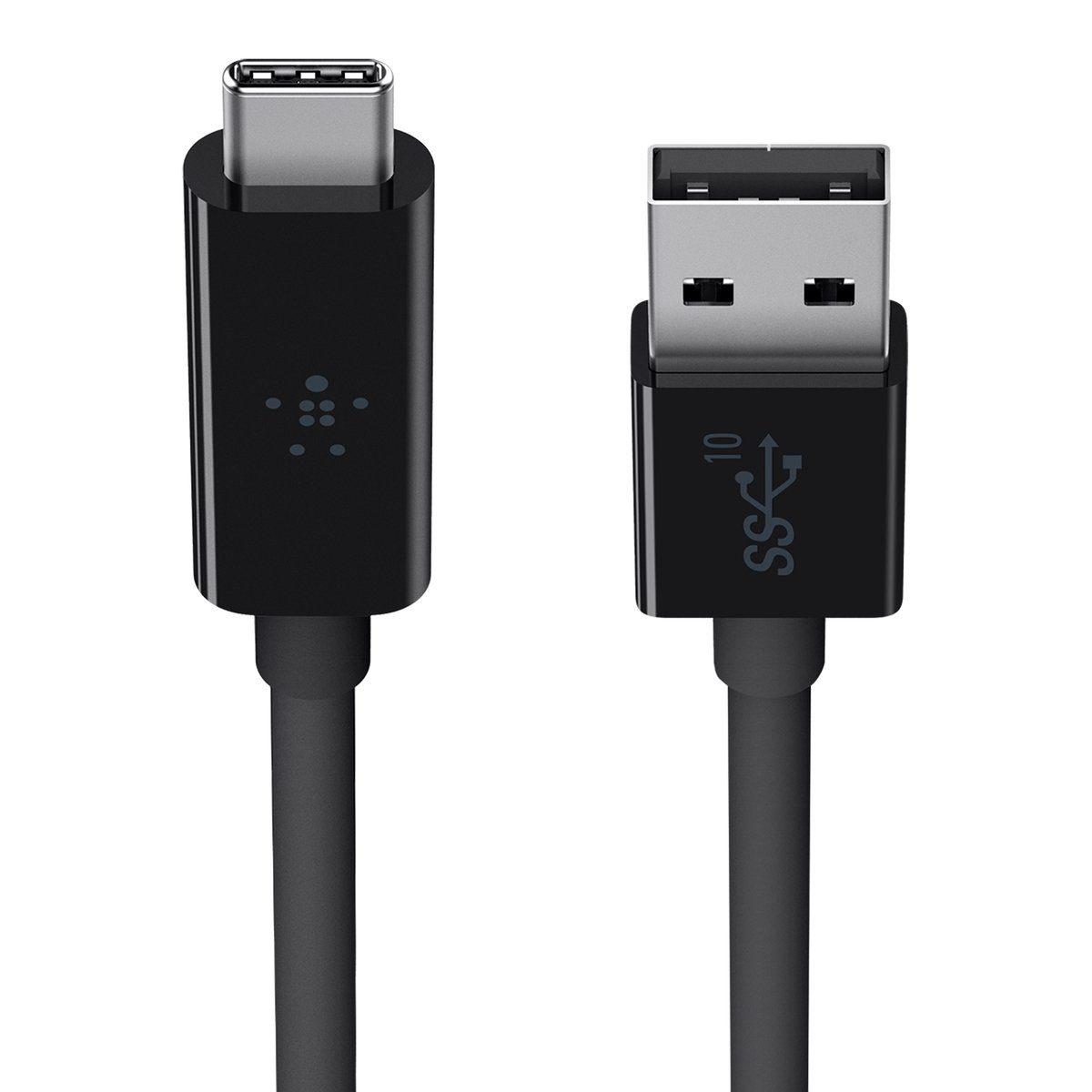 Belkin Lader »USB 3.1 SuperSpeed+ Kabel, USB-C auf USB-A«