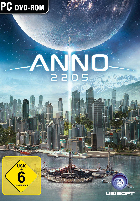UBISOFT Software Pyramide - PC Spiel »Anno 2205«