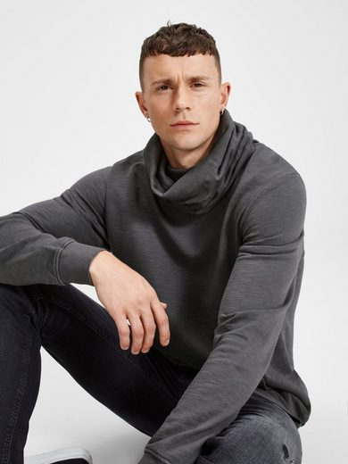 Jack & Jones Lang geschnittenes Sweatshirt