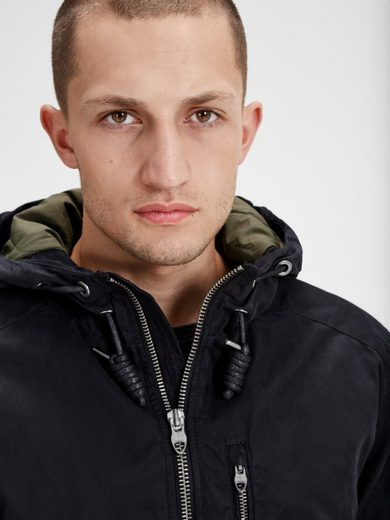 Jack & Jones Gewachster Parka