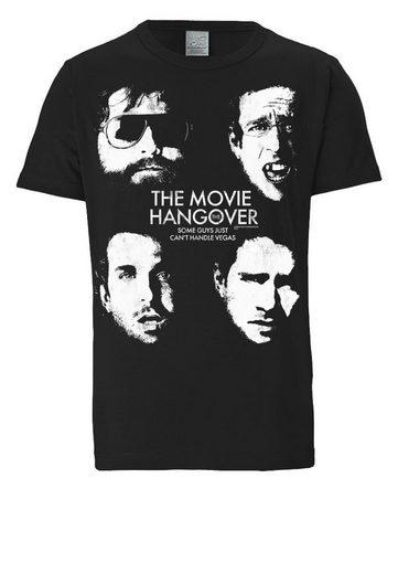 LOGOSHIRT Herrenshirt Hangover - Some Guys