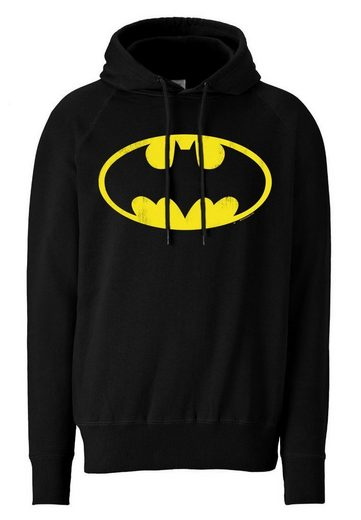 LOGOSHIRT Kapuzenpullover Batman