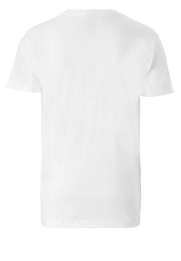 LOGOSHIRT Herrenshirt MIAMI VICE