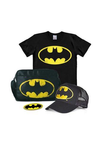 LOGOSHIRT Комплект »Batman - Logo Bün...