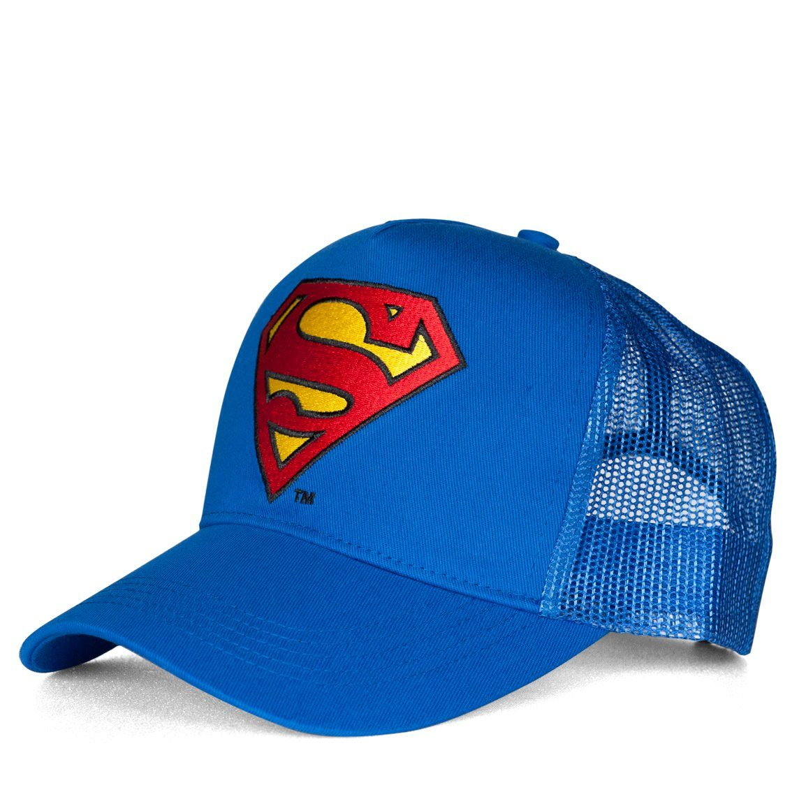 LOGOSHIRT Käppi »Superman – Logo«