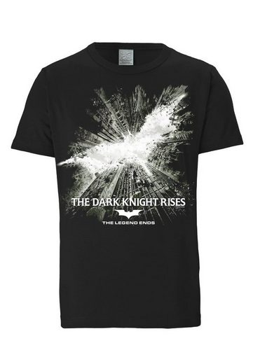 LOGOSHIRT Herrenshirt Batman - Knight Rises