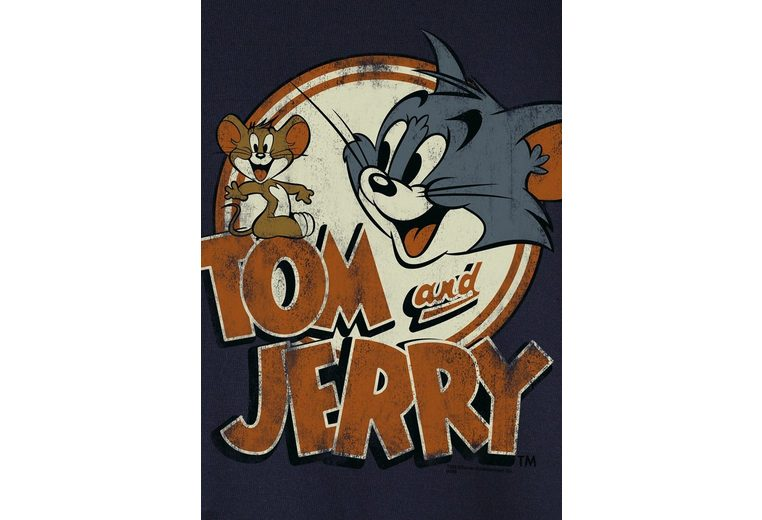 LOGOSHIRT Herrenshirt Tom und Jerry Rabatt In Deutschland Kosten Versandrabatt Authentisch Gut Verkaufen 6Ygl3i5