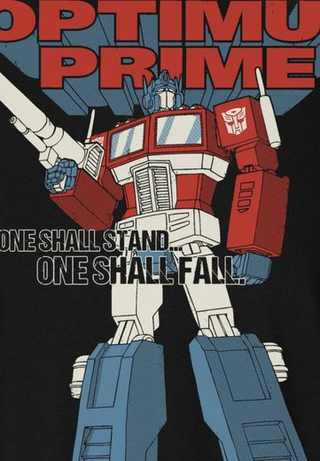 LOGOSHIRT Herrenshirt Optimus Prime - Transformers