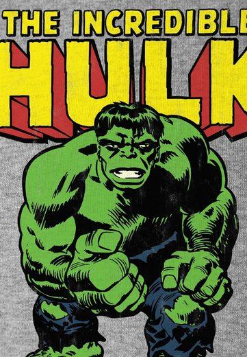 Logo Tshirt À Capuche Hulk - Marvel