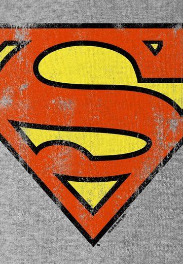 LOGOSHIRT Kapuze Superman