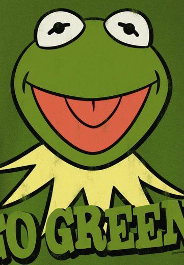 LOGOSHIRT Herrenshirt Kermit der Frosch - Muppet Show