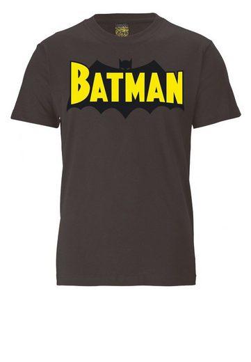 LOGOSHIRT Herrenshirt BATMAN - WINGS