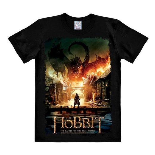 LOGOSHIRT Herrenshirt Der Hobbit: Die Schlacht der Fünf Heere