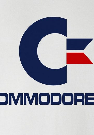 LOGOSHIRT Herrenshirt COMMODORE 64