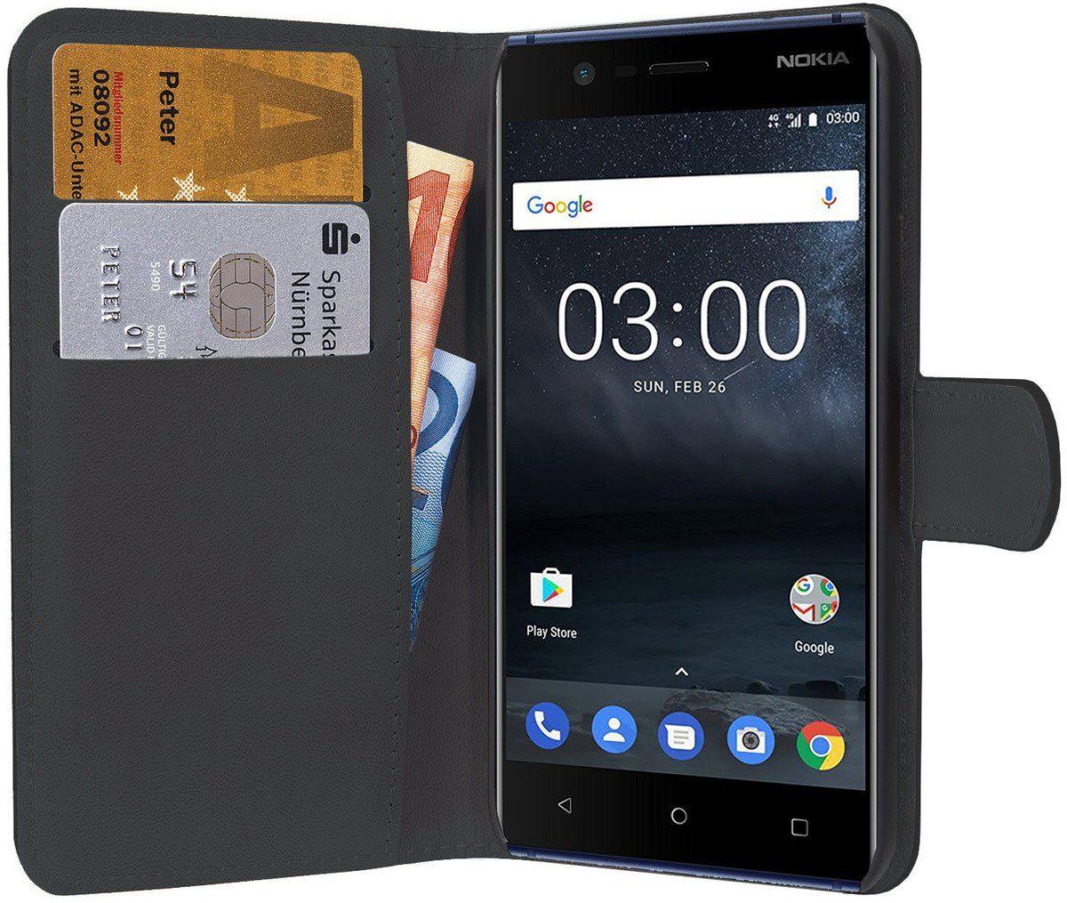 PEDEA Handytasche »Book Classic für Nokia 3«