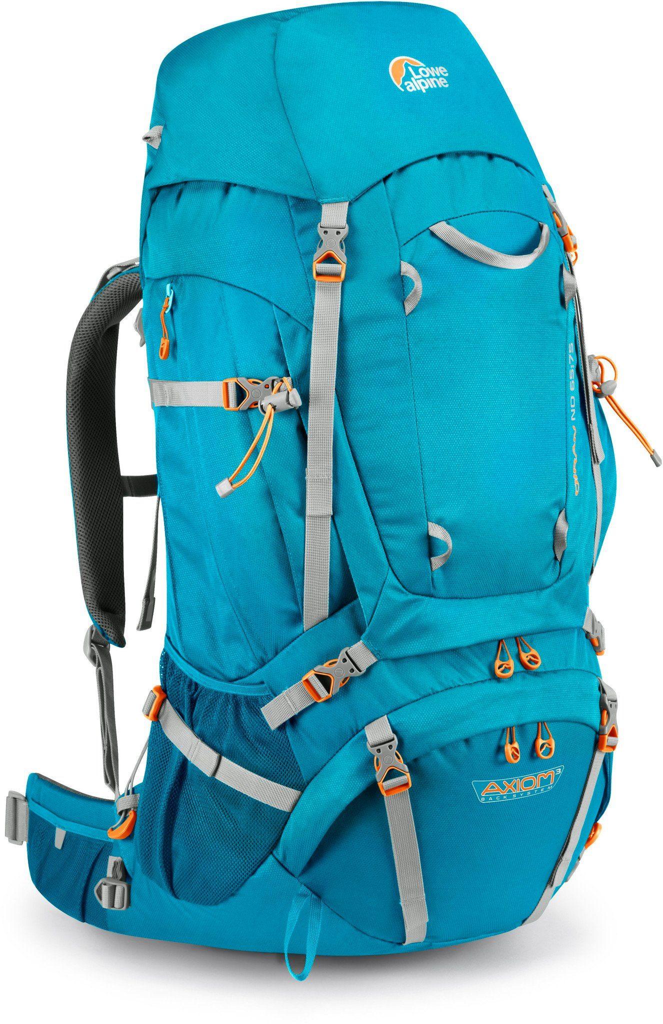Lowe Alpine Sport- und Freizeittasche »Lowe Alpine Diran ND 65:75 Backpack Women«