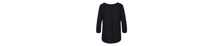 Buffalo zartem Strandshirt Buffalo Strandshirt mit Frontdruck O45w8q