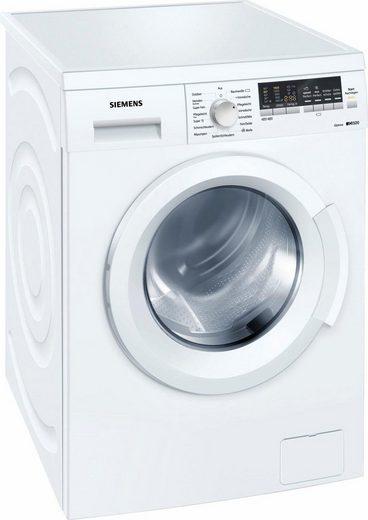 siemens waschmaschine wm14q44u 7 kg 1400 u min otto. Black Bedroom Furniture Sets. Home Design Ideas