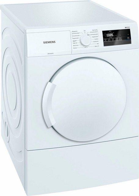 SIEMENS Ablufttrockner WT33A200, 7 kg | Bad > Waschmaschinen und Trockner > Ablufttrockner | Siemens