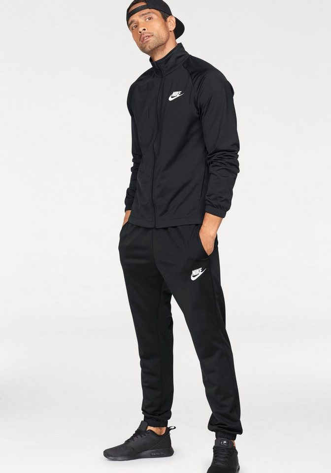nike sportswear trainingsanzug m nsw track suit pk basic. Black Bedroom Furniture Sets. Home Design Ideas