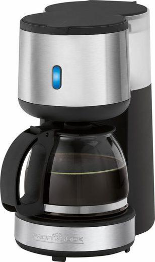 ProfiCook Filterkaffeemaschine PC-KA 1121, 0,6l Kaffeekanne, 1x4