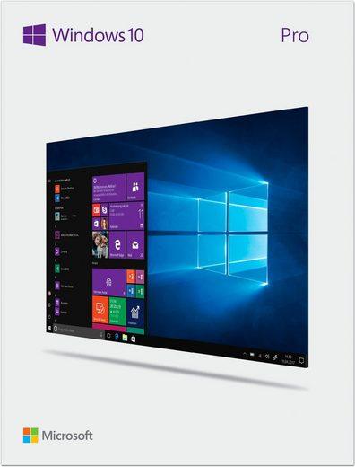 Microsoft Pro 10 32-bit/64-bit USB (USB-Stick)