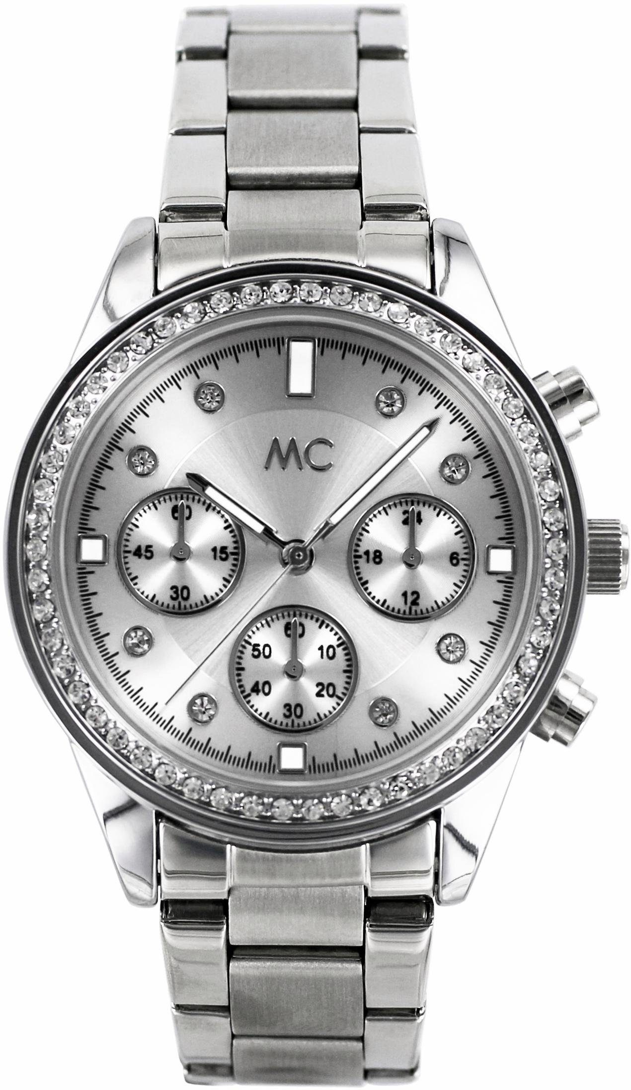 MC Quarzuhr »51881«, in Chrono-Optik