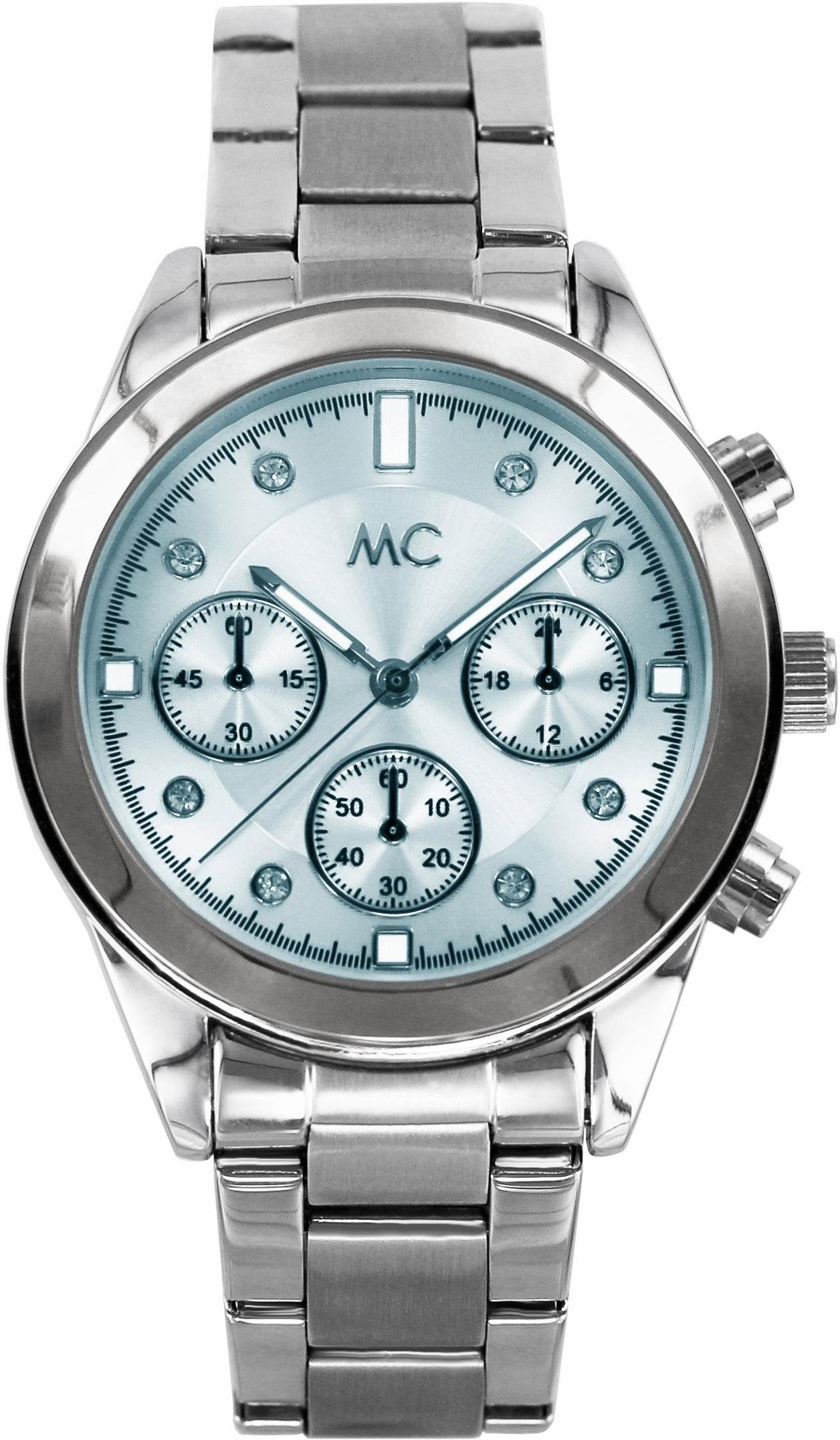 MC Quarzuhr »51885«, in Chrono-Optik