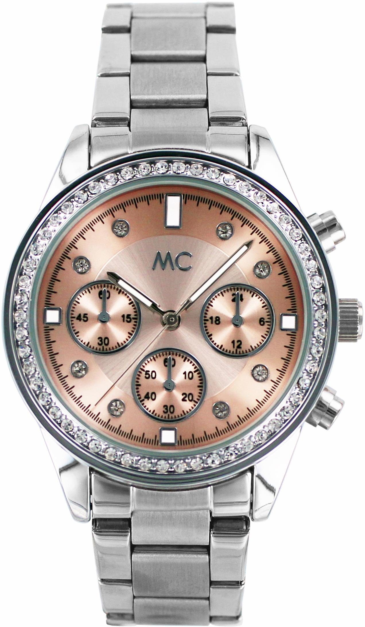 MC Quarzuhr »51880« in Chrono-Optik