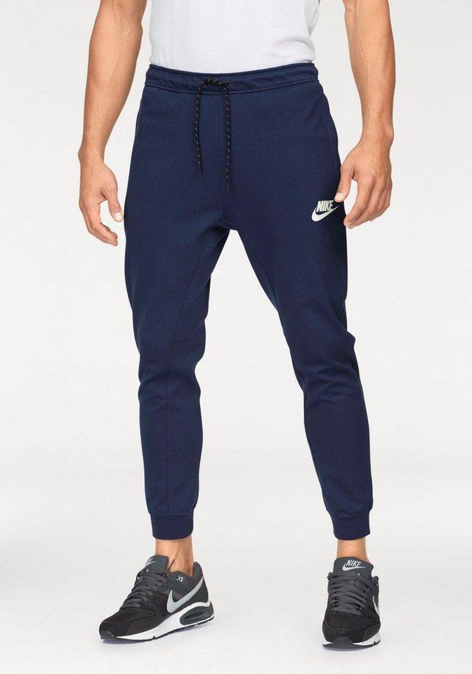 nike sportswear jogginghose m nsw av15 jogger fleece. Black Bedroom Furniture Sets. Home Design Ideas