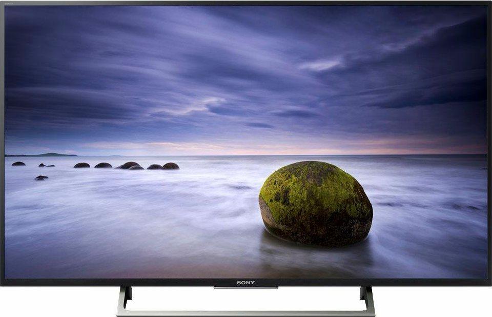 sony kd43xe7005baep led fernseher 108 cm 43 zoll 4k ultra hd smart tv online kaufen otto. Black Bedroom Furniture Sets. Home Design Ideas