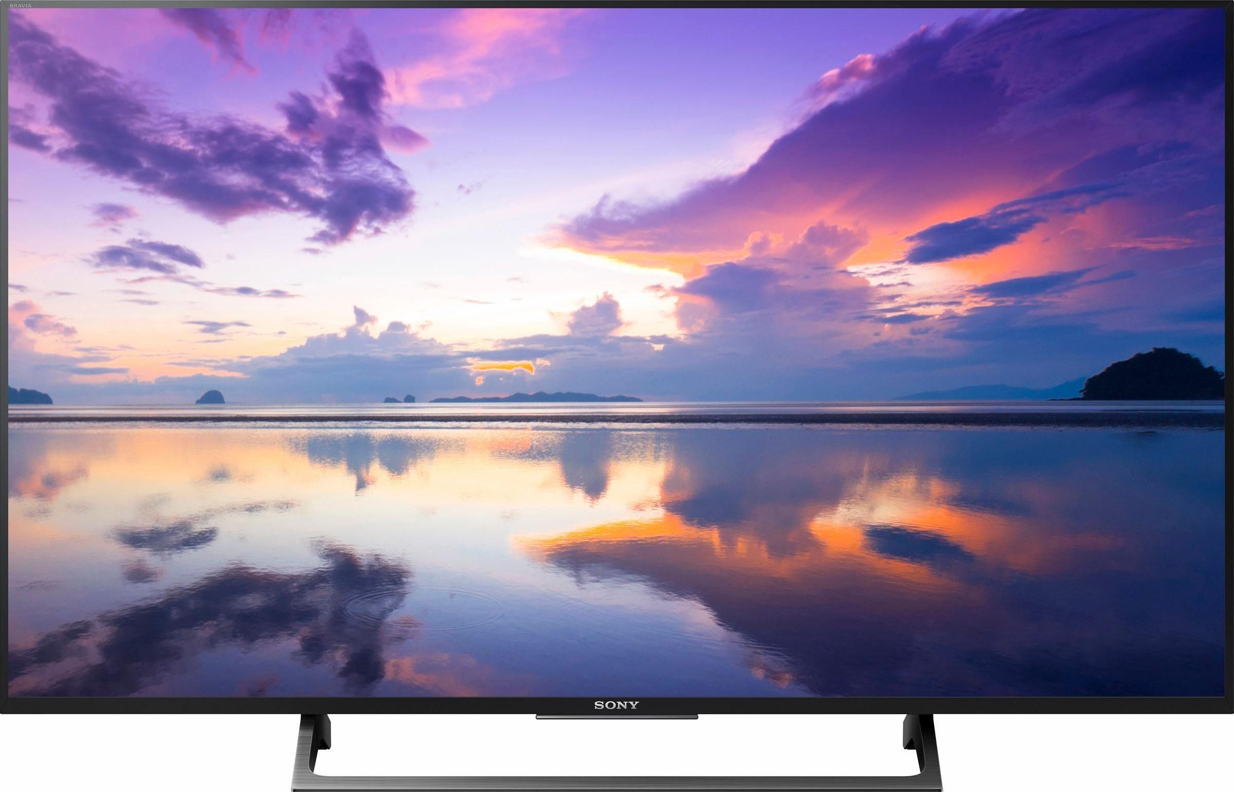 Sony KD55XE8096BAEP LED-Fernseher (139 cm/55 Zoll, 4K Ultra HD, Smart-TV)