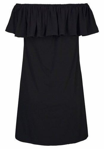 Damen s.Oliver RED LABEL Beachwear Strandkleid schwarz | 06950452575677