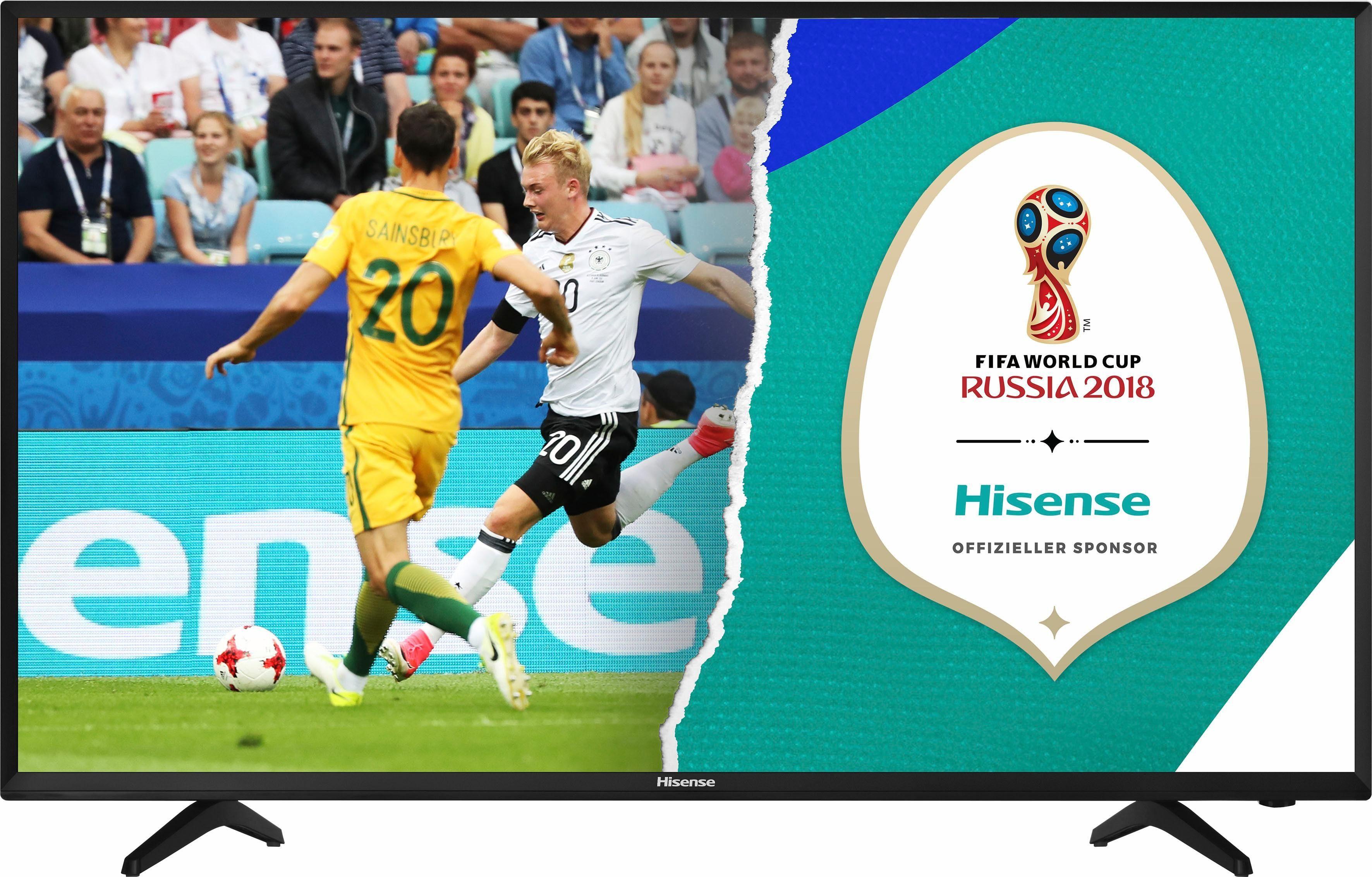 Hisense H49NEC2000S LED-Fernseher (123 cm/49 Zoll, Full HD)