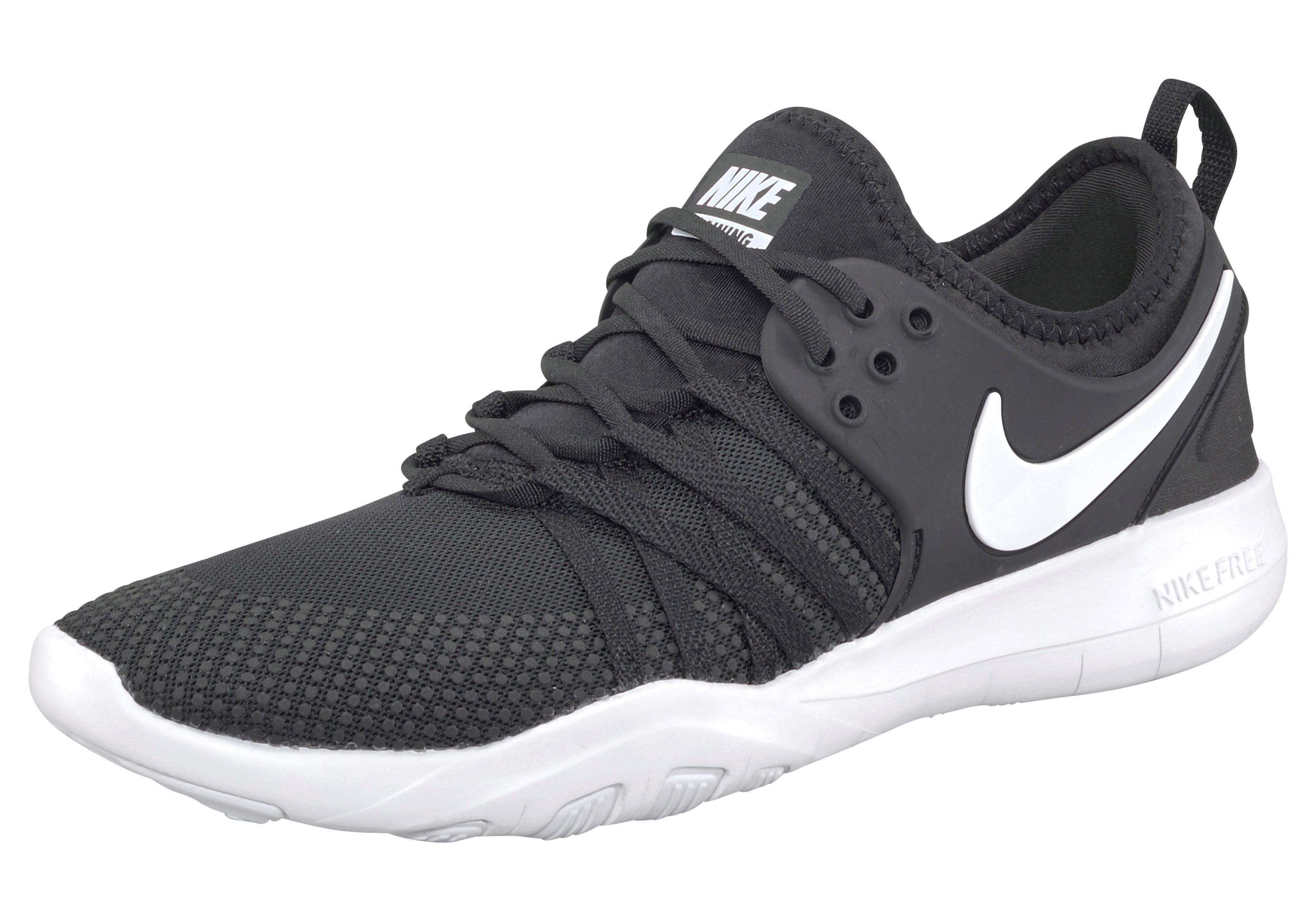 Nike Wmns Free Trainer 7 Fitnessschuh kaufen  schwarz-weiß