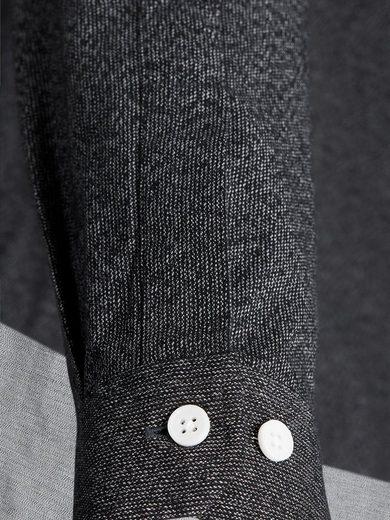 Jack & Jones Strukturiertes Langarmhemd