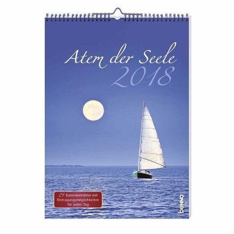Kalender »Atem der Seele 2018«